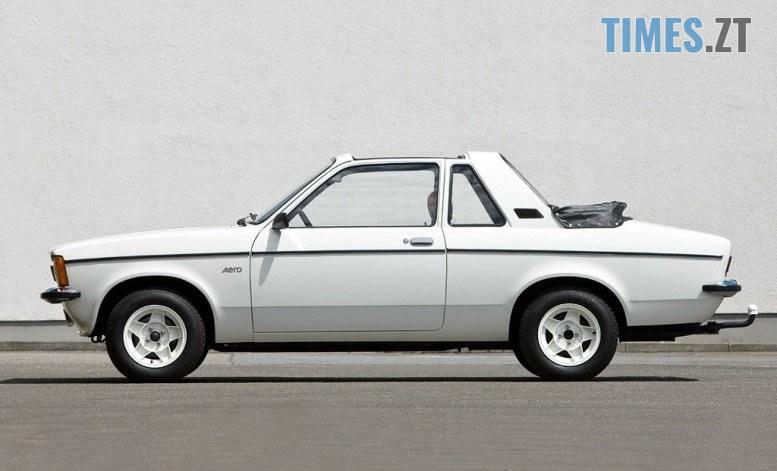 08 1 - Opel Kadett Aero: німецький «жигуль», який ламав мозок радянським школярам (ФОТО, ВІДЕО)