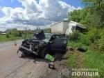 09.28.111  150x113 - На Житомирщині Renault потужно протаранив вантажівку, постраждало двоє людей (ФОТО)