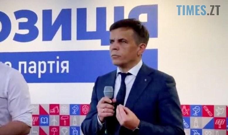 10 1 - Сухомлин у п'ятій позиції: чи допоможе йому «партія мерів» виграти вибори у Житомирі? (ВІДЕО)