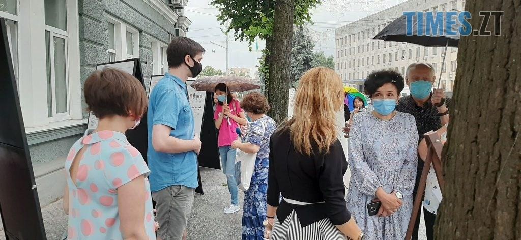 105952425 599683280958637 6283654603833025987 n 1024x472 - Життя цивільних за часів війни: в Житомирі проходить інтерактивна виставка «На зламі» (ФОТО)