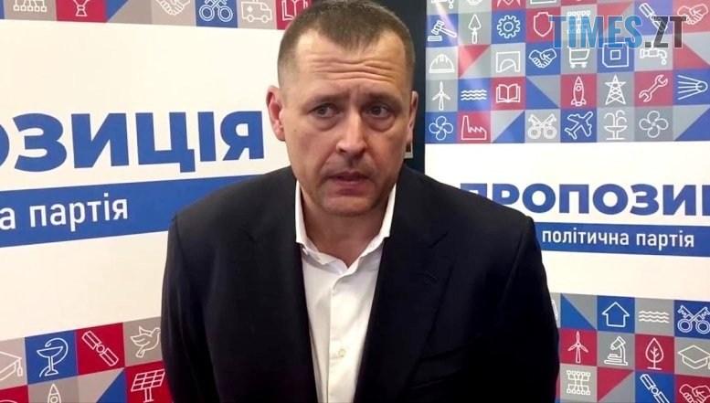 11 - Сухомлин у п'ятій позиції: чи допоможе йому «партія мерів» виграти вибори у Житомирі? (ВІДЕО)