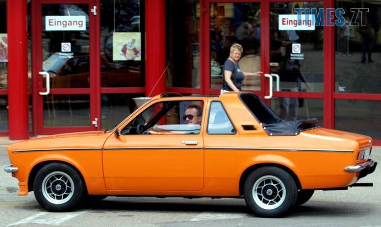 13 - Opel Kadett Aero: німецький «жигуль», який ламав мозок радянським школярам (ФОТО, ВІДЕО)