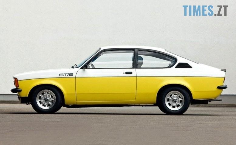 17 1 - Opel Kadett Aero: німецький «жигуль», який ламав мозок радянським школярам (ФОТО, ВІДЕО)