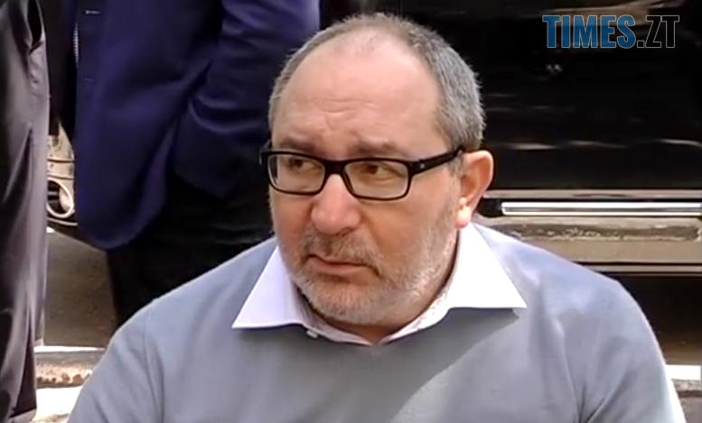 20 - Сухомлин у п'ятій позиції: чи допоможе йому «партія мерів» виграти вибори у Житомирі? (ВІДЕО)