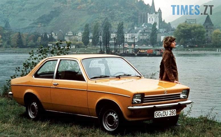 21 - Opel Kadett Aero: німецький «жигуль», який ламав мозок радянським школярам (ФОТО, ВІДЕО)