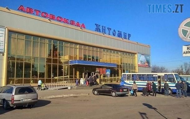 2227272 - Маршрутки з Житомира до Києва та ще 4-х областей поки що не курсуватимуть