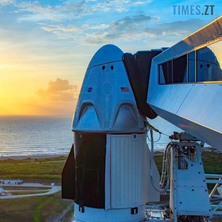 83110470 3650849321608995 4378224236305580032 n e1591006891134 - «Знай наших»: Житомирянин Олексій Пахунов відповідає за програмне забезпечення ракети «Crew Dragon» приватної компанії SpaceX