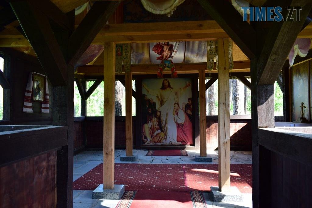 DSC 0065 1024x684 - Святий дух поєднав житомирян у єдиній молитві у Свято-Духівському чоловічому монастирі (ФОТО)