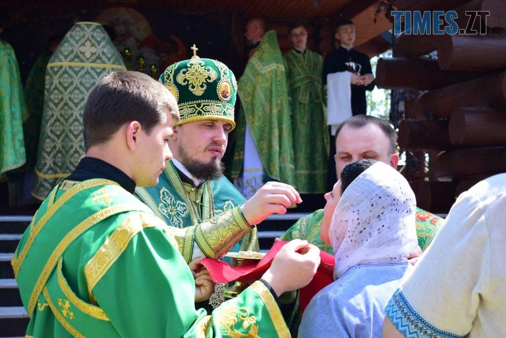 DSC 0228 1024x684 - Святий дух поєднав житомирян у єдиній молитві у Свято-Духівському чоловічому монастирі (ФОТО)