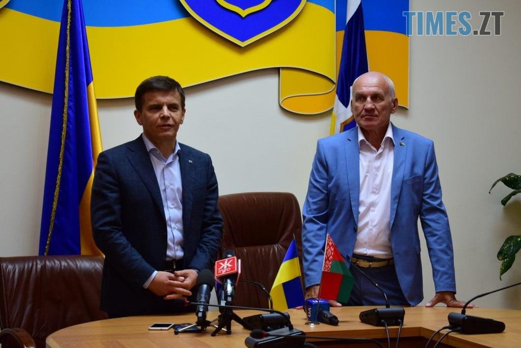 DSC 1019 1024x684 - Житомир отримав новенькі тролейбуси від Білорусі (ФОТО)