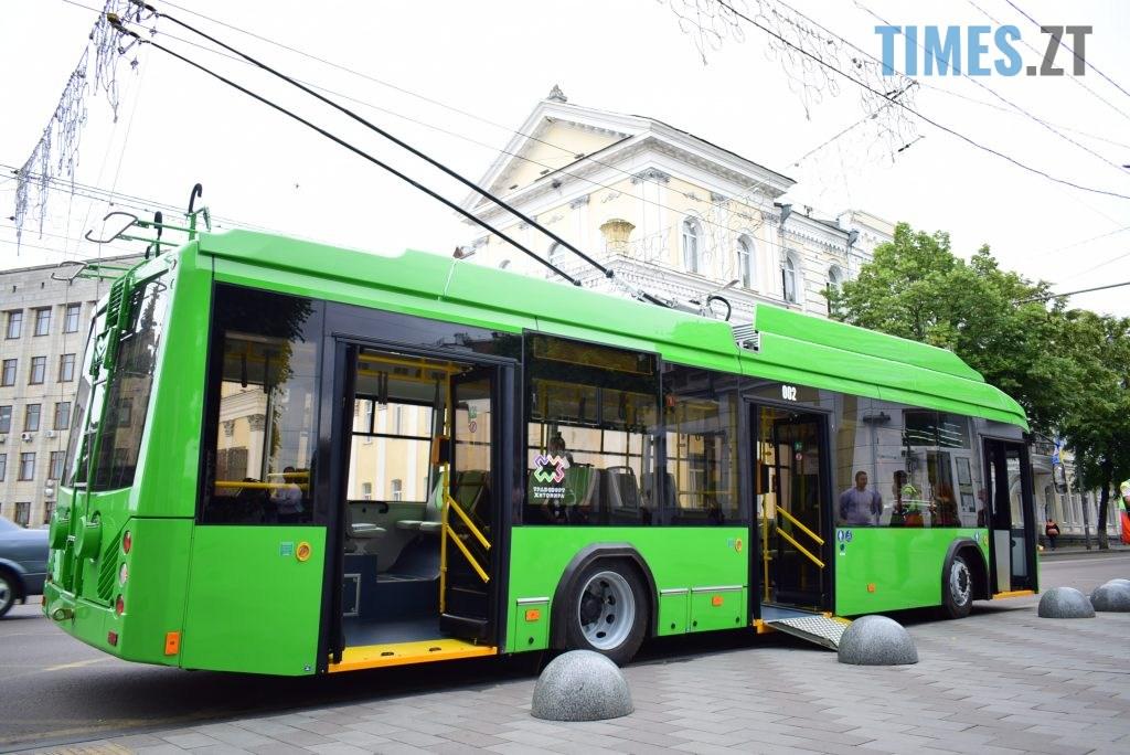 DSC 1032 1 1024x684 - Житомир отримав новенькі тролейбуси від Білорусі (ФОТО)