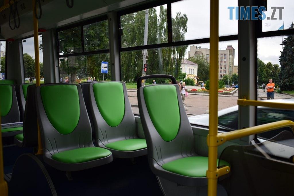 DSC 1039 1 1024x684 - Житомир отримав новенькі тролейбуси від Білорусі (ФОТО)