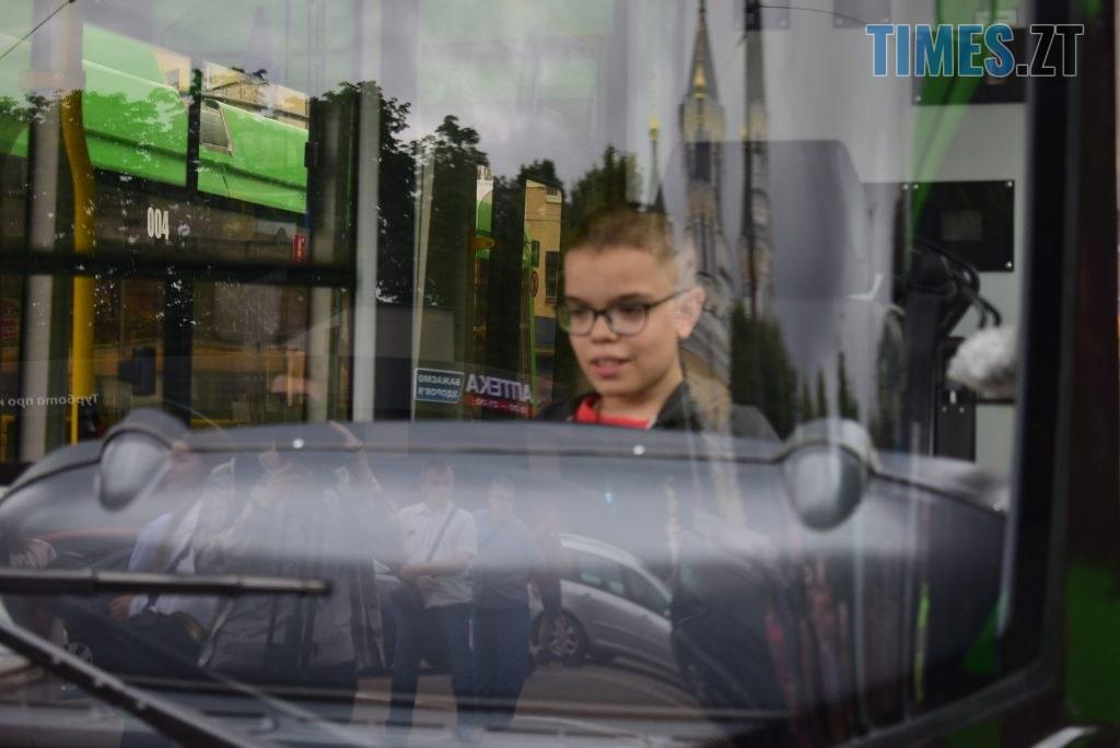 DSC 1100 1 1024x684 - Житомир отримав новенькі тролейбуси від Білорусі (ФОТО)