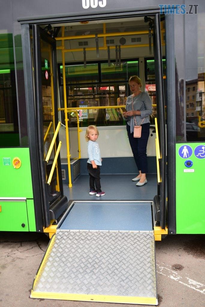 DSC 1115 684x1024 - Житомир отримав новенькі тролейбуси від Білорусі (ФОТО)