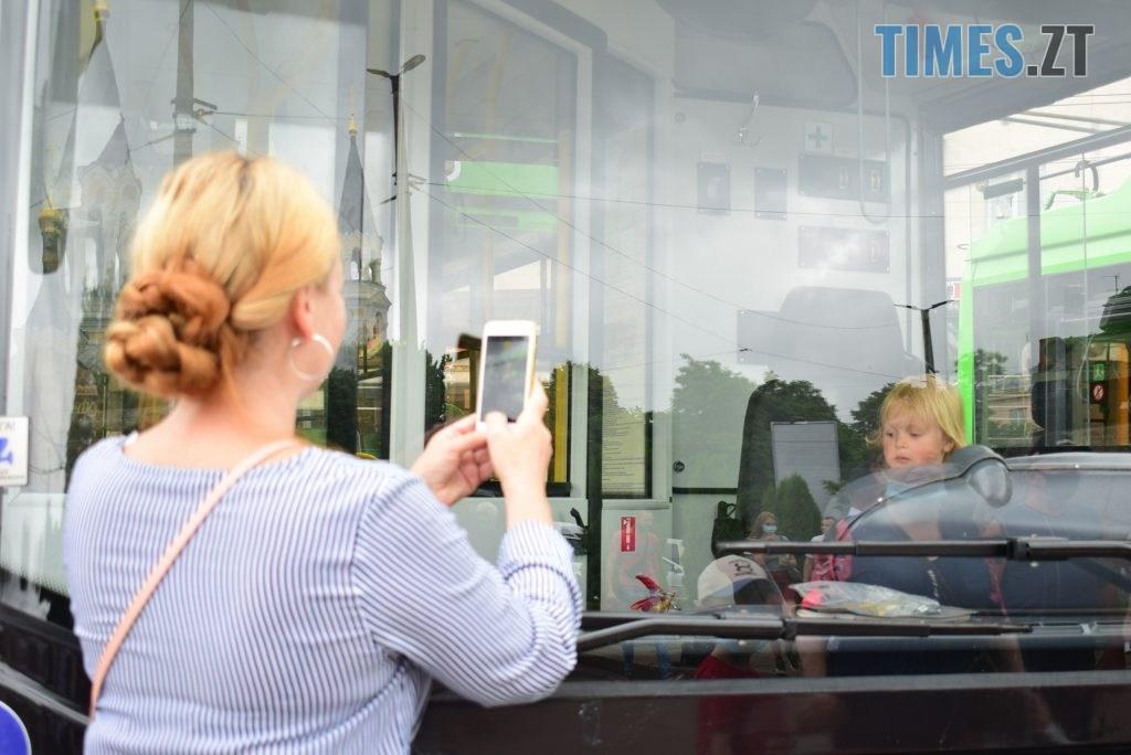 DSC 1124 1 1024x684 - Житомир отримав новенькі тролейбуси від Білорусі (ФОТО)
