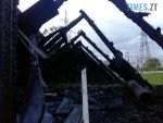IMG 4125 1 150x113 - У Чуднівському районі під час пожежі згоріли 15 курей та 8 тонн сіна (ФОТО)