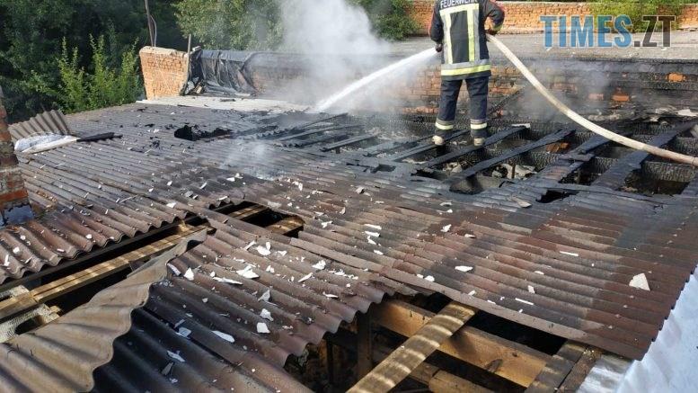 02 2 777x437 - У Бердичівському районі загорівся продуктовий магазин