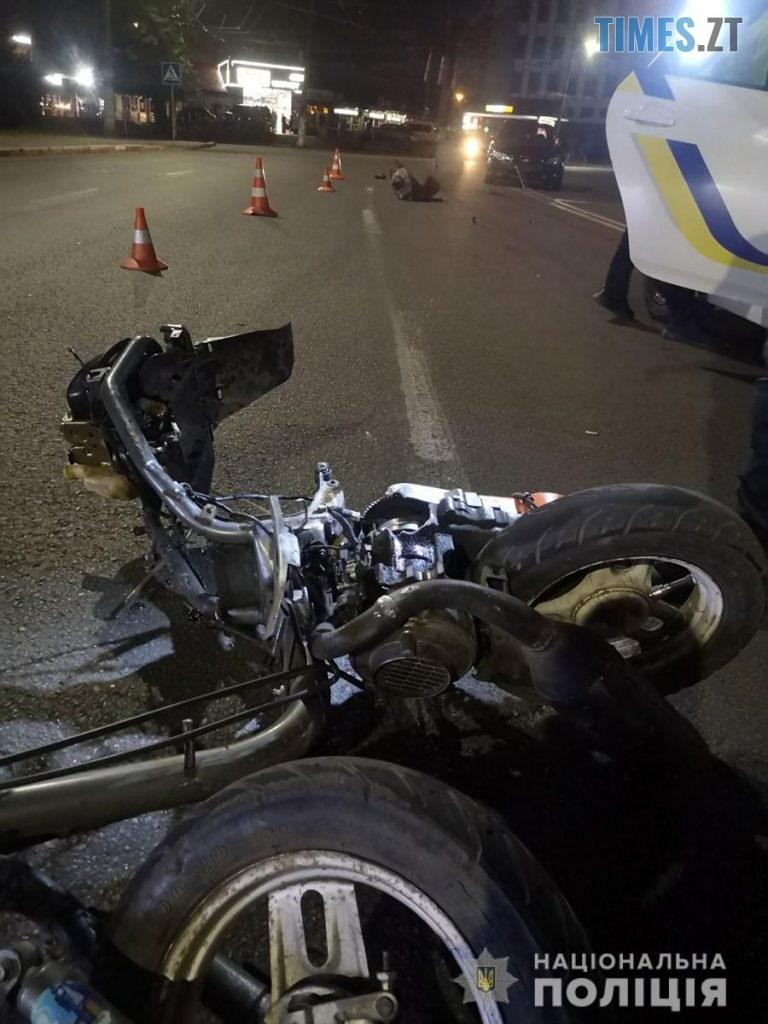 12 25 491 768x1024 - У Житомирі підліток на мопеді протаранив Subaru, хлопець у лікарні (ФОТО)