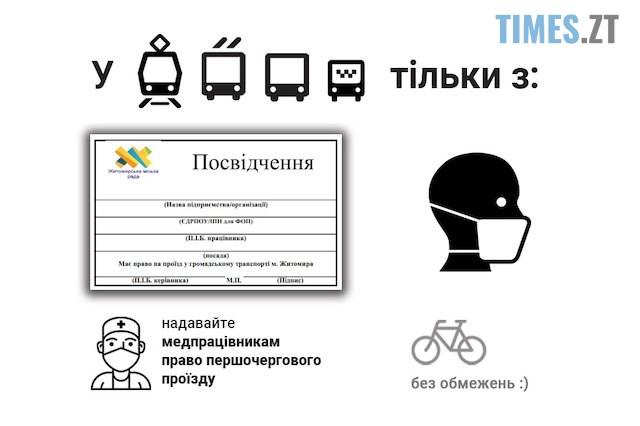 1586197448 91783940 2748981091896762 217011185499766784 o - На початку серпня У Житомирі спецперепустки на проїзд у громадському транспорті будуть не потрібні