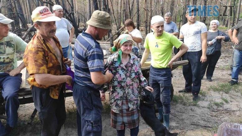 17 15 28 777x437 - На Житомирщині знайшли бабусю, котра дві доби босоніж блукала у лісі
