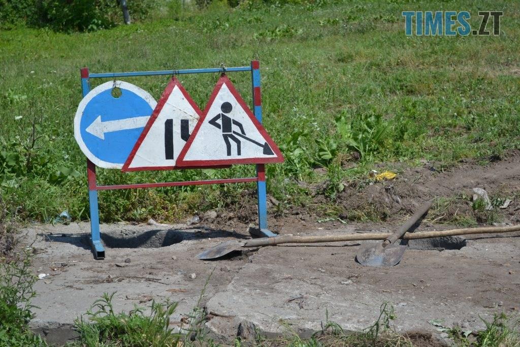 DSC 0187 1024x683 - Дорожні знаки, лежачі поліцейські та світлофори: як планують обмежити рух в провулку, де молоковоз насмерть збив маленького житомирянина