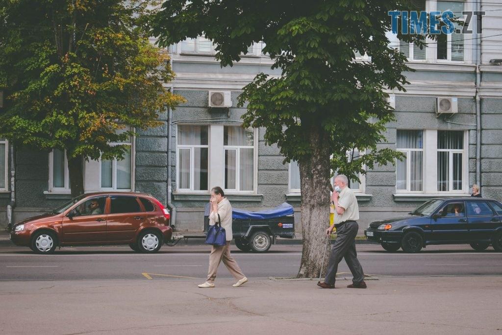 DSC 0469 1024x684 - Спекотний понеділок у Житомирі (ФОТО)