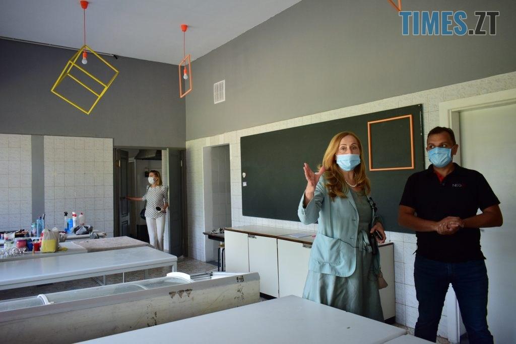 DSC 0546 1024x684 - Золотий стандарт інфекційної безпеки в школі: Людмила Зубко презентувала у Житомирі проєкт «Безпечна школа»
