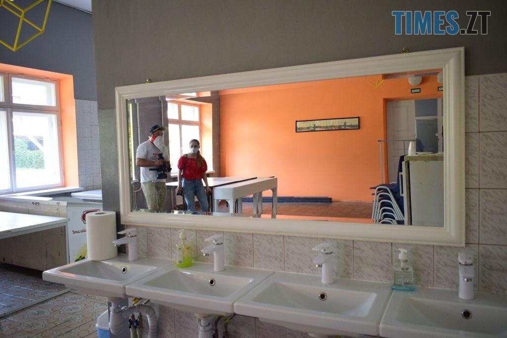 DSC 0561 1024x684 - Золотий стандарт інфекційної безпеки в школі: Людмила Зубко презентувала у Житомирі проєкт «Безпечна школа»