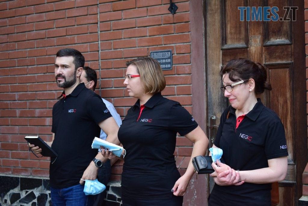 DSC 0565 1024x684 - Золотий стандарт інфекційної безпеки в школі: Людмила Зубко презентувала у Житомирі проєкт «Безпечна школа»