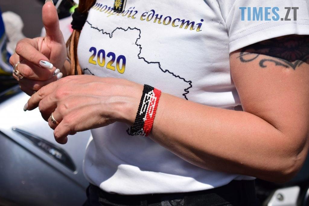 """DSC 0745 1024x684 - Гучний рев моторів, сучасні біти та косухи - в Житомирі відбувся """"Мотопробіг єдності 2020"""" (ФОТО) (ВІДЕО)"""