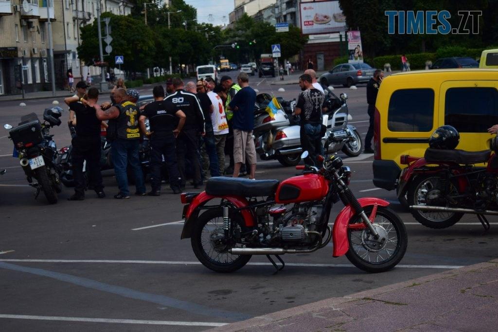 """DSC 0870 1024x684 - Гучний рев моторів, сучасні біти та косухи - в Житомирі відбувся """"Мотопробіг єдності 2020"""" (ФОТО) (ВІДЕО)"""