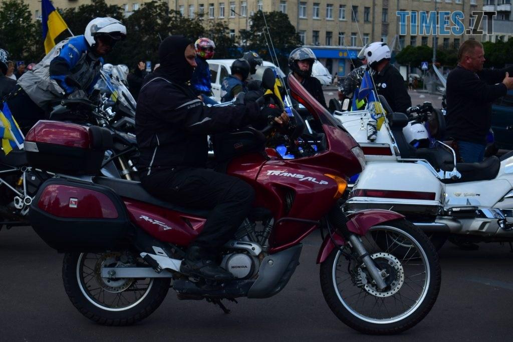 """DSC 0883 1024x684 - Гучний рев моторів, сучасні біти та косухи - в Житомирі відбувся """"Мотопробіг єдності 2020"""" (ФОТО) (ВІДЕО)"""
