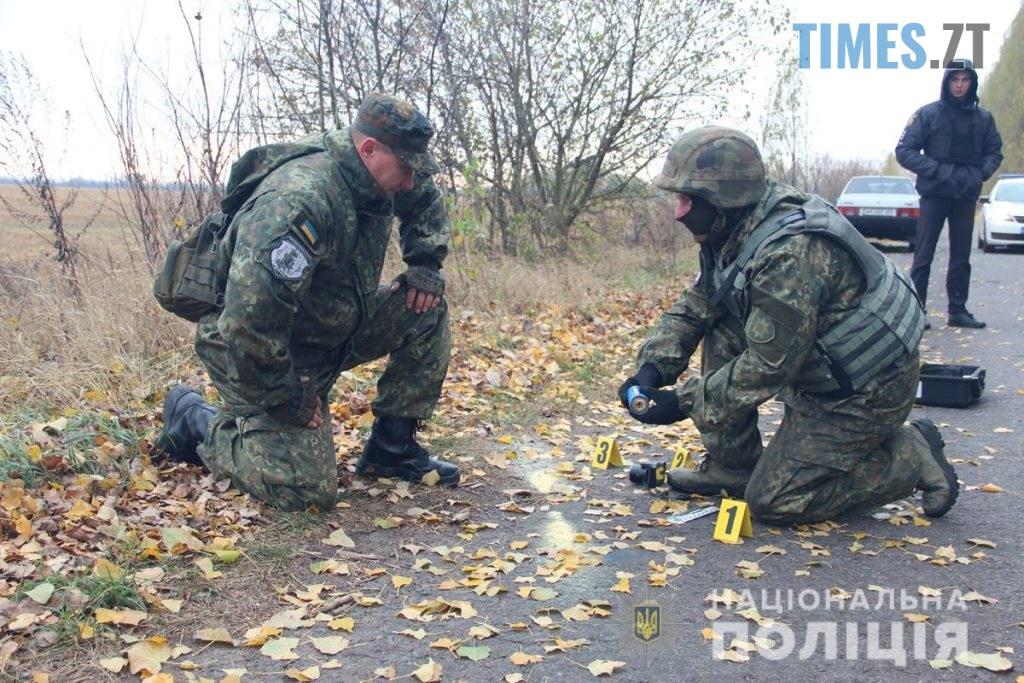 IMG 4770  1024x683 - Танки, шахи, попільниці: Житомирський поліцейський виробляє сувеніри зі стріляних гільз та боєприпасів (ФОТО)