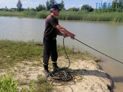 Screenshot 1 4 - У Житомирській області ще одна трагедія на воді: потонув 29-річний чоловік