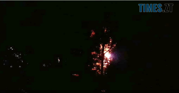 Screenshot 2 5 - У Житомирі сталася масштабна пожежа на території дитсадка