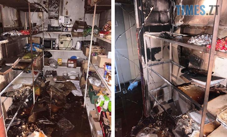 Screenshot 3 1 724x437 - У селі неподалік Житомира через замикання проводки загорівся магазин