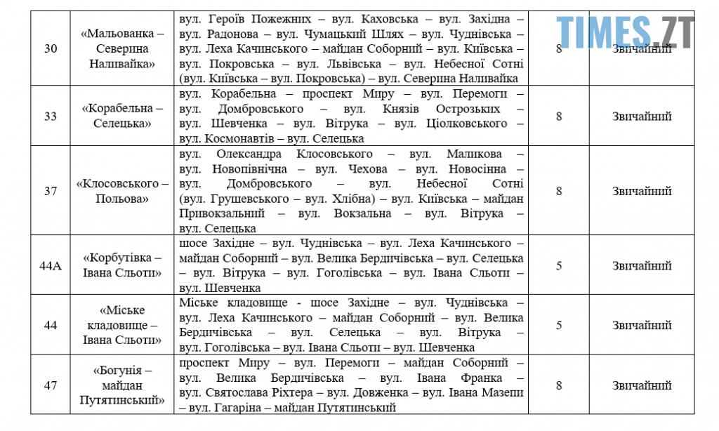Screenshot 4 6 1024x614 - Колишній заступник міського голови Житомира Дмитро Ткачук розкритикував «нову автобусну мережу»