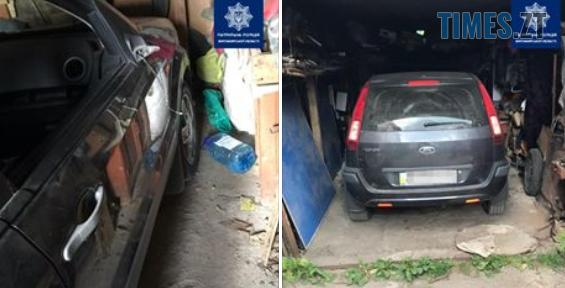 Screenshot 8 - У Житомирі спецпризначенці знайшли автівку винуватця аварії на Покровській