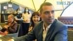 Still1212 00001 1 150x84 - Новий очільник ГУНП області попив кави у Бердичеві з журналістами: «Обіцяю не покривати поліцейських, які недобросовісно виконують свою роботу» (ВІДЕО)
