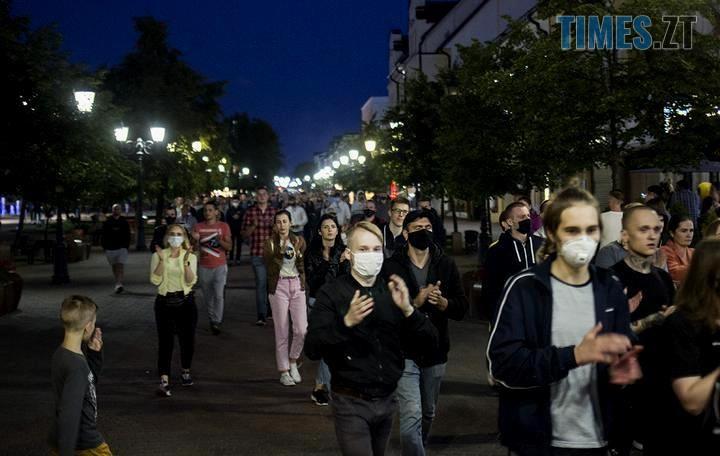 brest 2 - «Виборча кампанія» у Білорусі: сотні затриманих. Молодь побилася з ОМОНом (ВІДЕО, ФОТО)