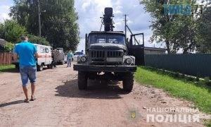 index1  300x180 - Житель одного з населених пунктів Житомирщини потрапив під колеса вантажівки (ФОТО)