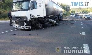 09 26 12 300x182 - У Житомирському районі моторошна ДТП, загинув водій іномарки (ФОТО)