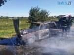 1 3 150x112 - Упродовж доби на Житомирщині згоріло два автомобіля