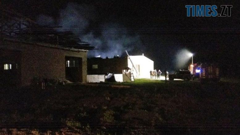116724759 2930850203686730 739266388230295890 o 777x437 - Під час пожежі на фермі у Житомирському районі заживо згоріли 30 козенят (ФОТО)