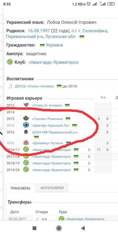 118447574 346975053343639 2552839939319773496 n - Фани житомирського ФК «Полісся» лютують через нового гравця з Луганщини