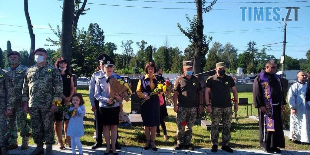118645734 1643778919124089 3100375820670701001 o 1024x512 - У Житомирі вшанували пам'ять захисників України, які віддали життя за її незалежність (ФОТО)