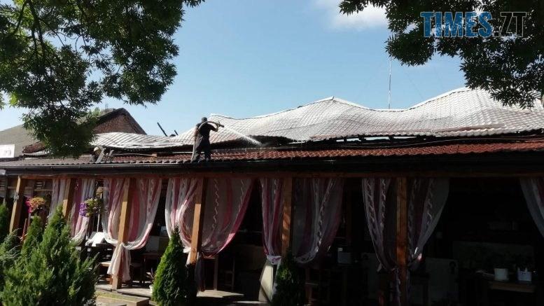 17 777x437 - У Бердичівському районі більше 10-ка бійців ДСНС рятували кафе від знищення вогнем