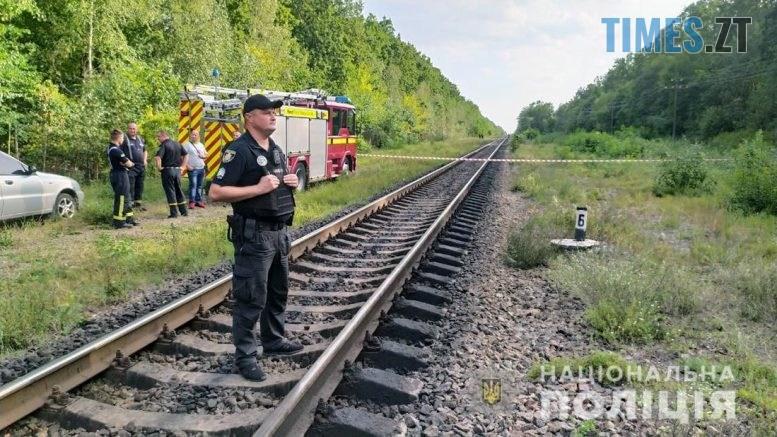 17.37.15 4 777x437 - Вибух на Коростенщині: рух залізничної колії відновлено, правоохоронці розслідують вибух як теракт