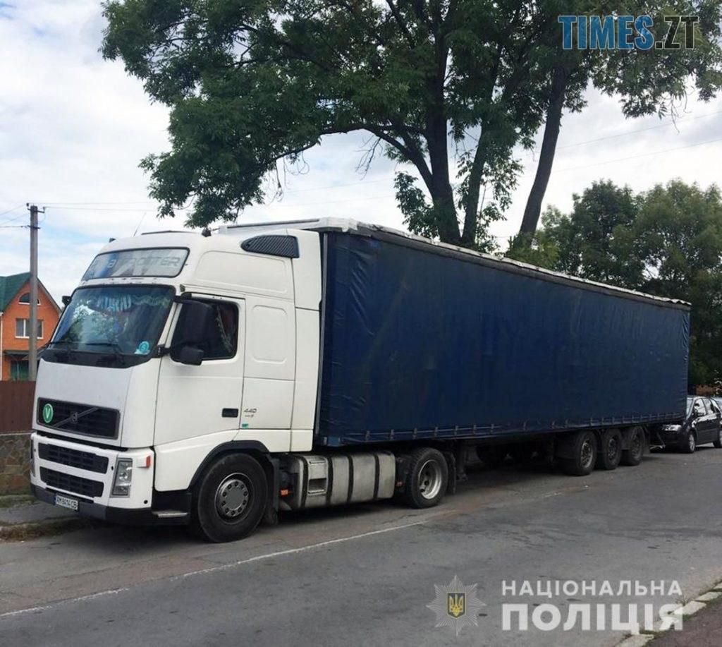 260820 3 1024x917 - «Не фортануло»: поліція затримала двох жителів Житомирщини, які хотіли незаконно вивезти деревину