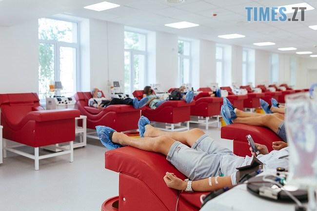2b - Служба крові: осучаснити не можна залишати
